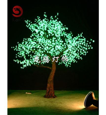 led高仿真樱花树 2.8米