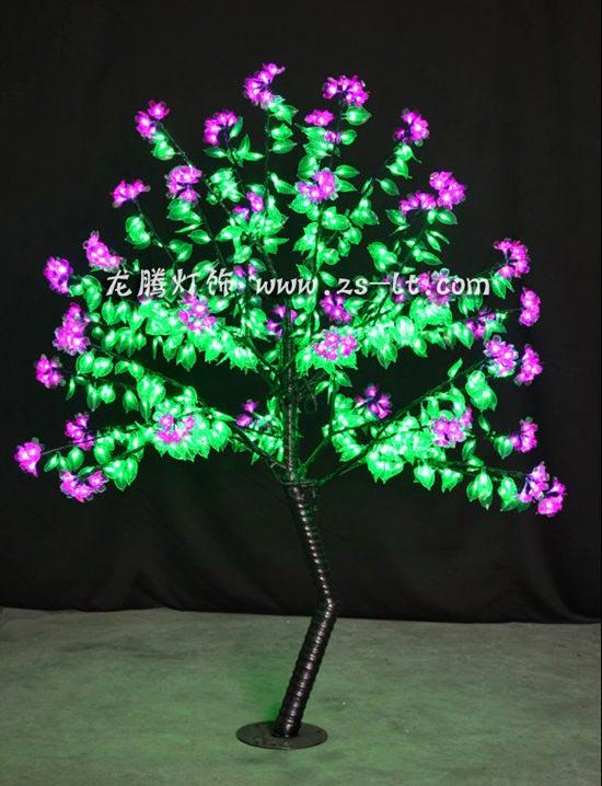 led普通玫瑰花树 1.8米