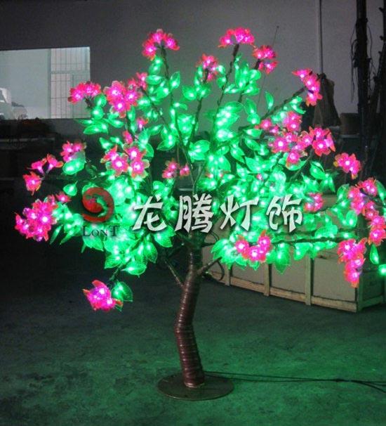 led玫瑰花树 1.2米
